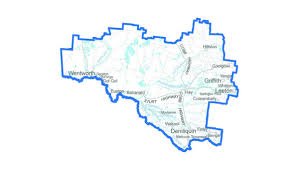 Murray State Map by Rubbed Out Murrumbidgee Electorate Erased From State Map The