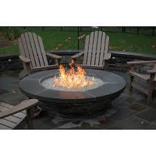 Fire Pit With Water Feature - shop spotix penta hpc match lit fire pit burner kits