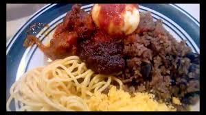 bicarbonate en cuisine how to waakye recipe with bicarbonate soda rice beans