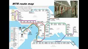 mtr map hong kong mtr route map