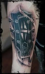 Bass Guitar Tattoo Ideas Gibson Guitar Tattoos Pictures Guitar Tattoos Pinterest