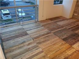 pallet flooring of laminate inspiration home designs