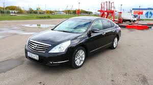 nissan teana 2008 2011 nissan teana j32 2 5 cvt start up engine and in depth