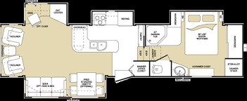 Montana Fifth Wheel Floor Plans 2007 Keystone Montana Fifth Wheel Rvweb Com