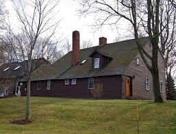 what is a saltbox house rea putnam fowler house wikipedia