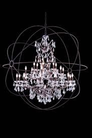 Ballard Designs Orb Chandelier Chandelier Inspiring Extra Large Orb Chandelier Wonderful Extra