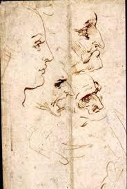 Leonardo Da Vinci Drapery Study Sheet Detail 1478 Leonardo Da Vinci Www Leonardoda