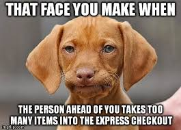 Puppy Face Meme - annoyed puppy imgflip
