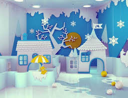 Bedroom Design Your Own Kid Room Winter Season Themed Playroom - Design your own bedroom for kids