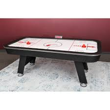 84 air hockey table airzone play 84 air hockey table with led scoring reviews