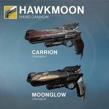 destiny rise of iron s weapon ornament customizations shown