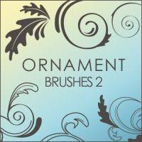 book ornaments brushes 3 by leichnam on deviantart