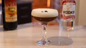 espresso martini espresso martini youtube