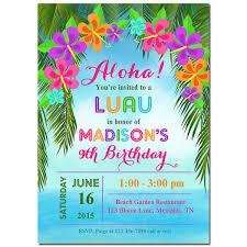 luau birthday party luau birthday party invitations party xyz luau birthday invitation