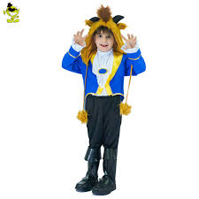boy costumes online shop 2018 kids beauty and the beast boy costumes