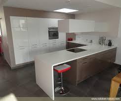 amenagement cuisine en l cuisine moderne en u les plus belles cuisines design cbel cuisines