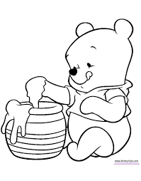 20 urso pooh images drawings appliques