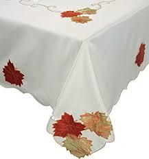 fall autumn harvest thanksgiving tablecloth