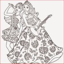 coloring pages fashionable girls free printable coloring pages