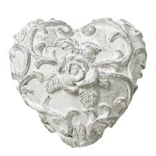 lisbeth dahl decorative antique rose heart decoration lisbeth