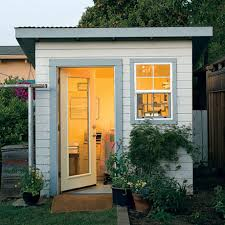 Garden Building Ideas Creative Ideas For Backyard Retreats And Garden Sheds Sfgate