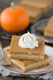 Best Pumpkin Cake Mix by Easy Pumpkin Pie Bars The First Year
