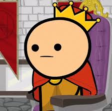 Animated Meme - meme king clapping cyanide and happiness animated gif popkey