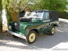land rover santana 88 land rover santana 88 descapotable portal compra venta vehículos