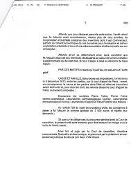 chambre de la cour de cassation important arrêt de cassation pas de prescription quinquennale en