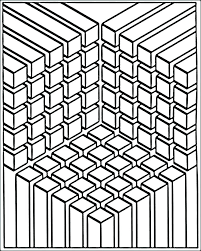 printable optical illusions illusions coloring pages printable optical illusion coloring sheets