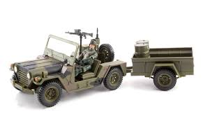 old military jeep 1 18 action figure details jeep