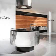 cuisine contemporaine en bois cuisine contemporaine en inox en bois avec îlot house