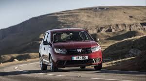 dacia sandero tops cap hpi u0027s lowest cost of ownership list