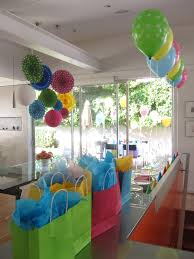 simple birthday decoration at home birthday party decorating and food tips specialfork u0027s blog