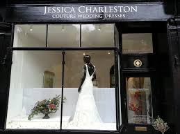 wedding dress shops london new charleston couture wedding dress shop now open