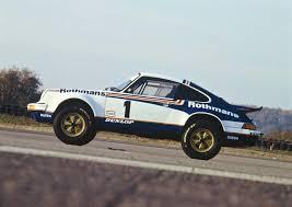 porsche rally car jump race for survival the 1984 paris dakar rally rally cars and