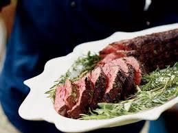 Salt Crusted Beef Tenderloin by Garlicky Grilled Beef Tenderloin With Herbs Recipe Jeri Ryan