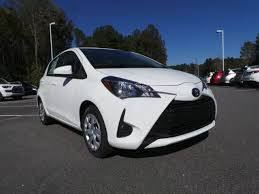toyota l 2018 toyota yaris 5 door l auto for sale raleigh near cary