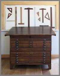 Drafting Table Storage Drafting Table With Drawers Foter