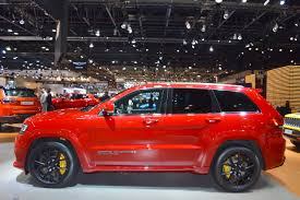 trackhawk jeep engine jeep grand cherokee trackhawk profile at 2017 dubai motor show