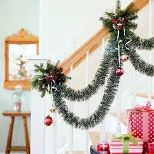 Christmas Decoration For Home Draped Party Garlands U2013 Christmas Decorations And Ideas For Home