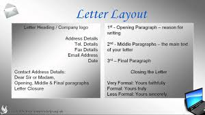 Writing A Business Email Example by How To Write An Open Business Reference Letter Youtube