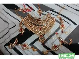 bridal set for rent kundan bridal set for rent in bangalore rentlx india s most
