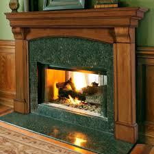 amazon com the blue ridge fireplace mantel surround finish oak