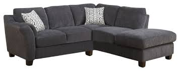firm sectional sofa clayton ii sectional 2 piece lsf love rsf chaise sectional sofas
