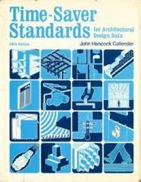 Time Saver Standards For Interior Design 9780070685062 Time Saver Standards For Architectural Design Data