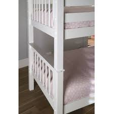 Pavo Bunk Bed Pavo Pine Wood Children S Bunk Bed In White
