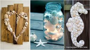 21 beautifully ingenious sea shell projects to consider on your