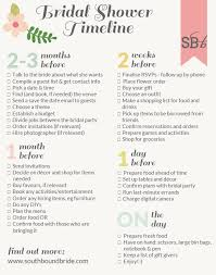 bridal shower planner southbound guide how to plan the bridal shower plus