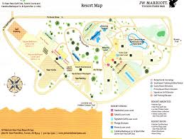 Palm Springs Map Marriott Map My Blog